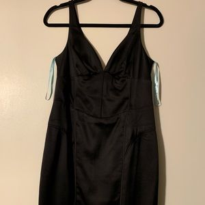 Guess Marciano Black party dress